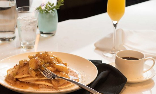The Geneva Inn Restaurant Patio Food