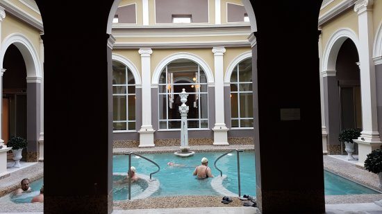 Notte alle Terme - Picture of Bagni di Pisa Medical Spa, San ...