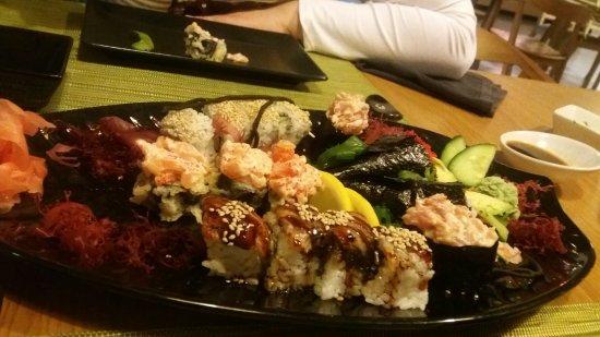 Restaurante japones umai benidorm restaurant reviews for Restaurante japones alicante
