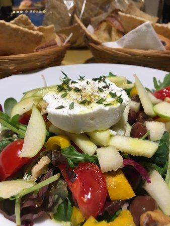 Osteria Al Cicheto : una buona insalatina ...