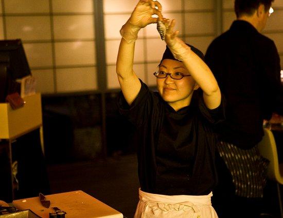 MOSHIMO's famed Sushi Workshops