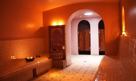 The Moroccan Spa
