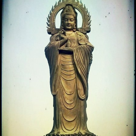 Guiyuan Temple: statua