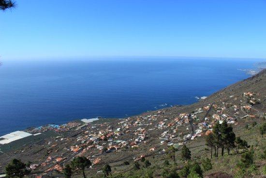 La Palma Tour: Aussichtspunkt im Süden