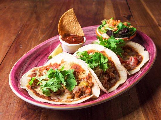 Enchilada : Streetfood Tacos