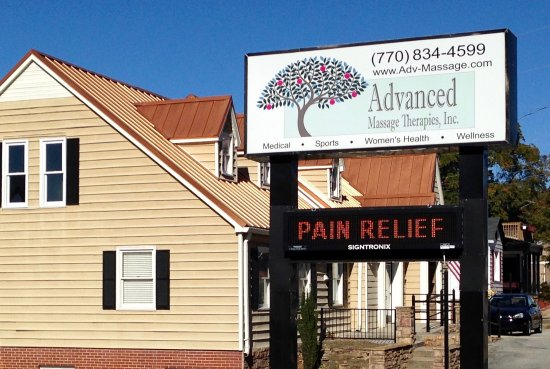 ‪Advanced Massage Therapies, Inc.‬