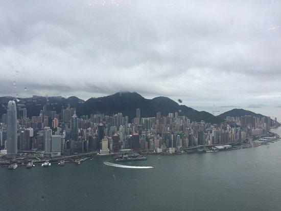 The Ritz-Carlton, Hong Kong: better than sky100