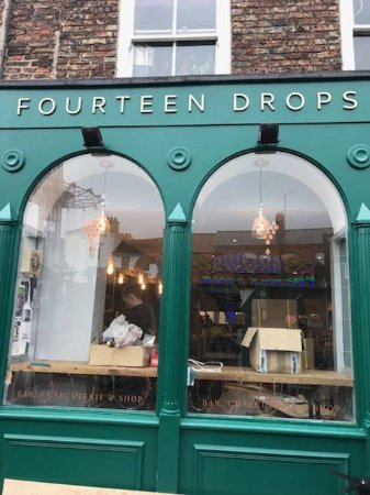Yarm, UK: Fourteen Drops