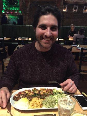 Halal Restaurants Covent Garden