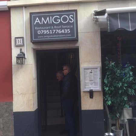 Amigos Restaurant and Roof Terrace: photo0.jpg