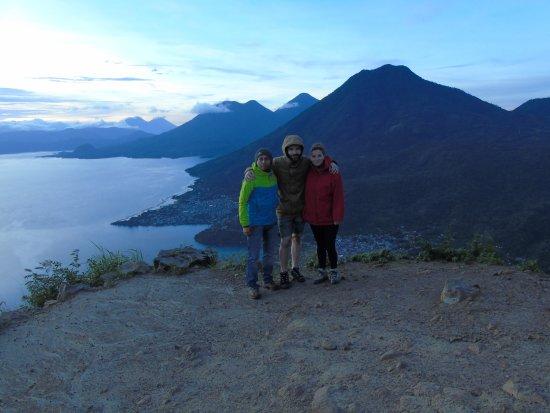 Tour Guide Salvador Lake Atitlan