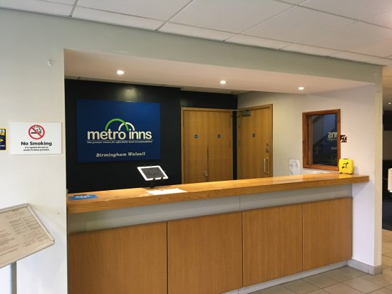 Metro Inns Walsall Photo