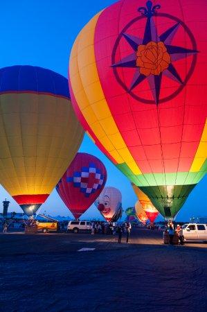 Horseshoe Bay, Τέξας: Balloon Fest