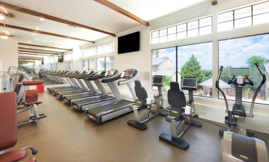 Horseshoe Bay, Τέξας: Fitness Center