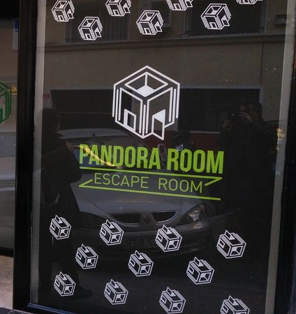 Pandora Room Escape Room