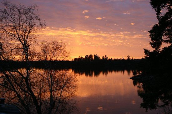 Sioux Narrows, Canadá: Beautiful Sunsets!