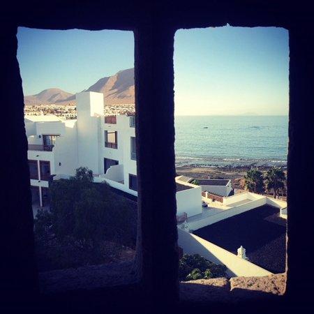 Gran Castillo Tagoro Family & Fun: Views from the 'Tower' turrets.