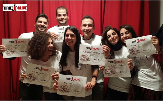 Time Alive - Escape Room Modena