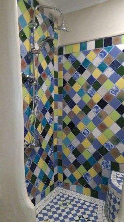 Hotel Riad Casa Hassan Restaurante: Casa de banho