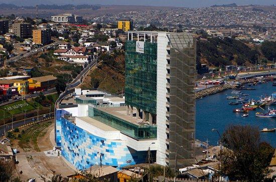 hotel y casino en san antonio chile