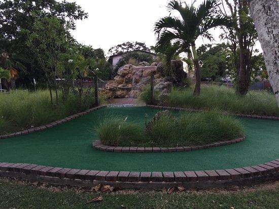 Divi Southwinds Beach Resort: Great mini golf course