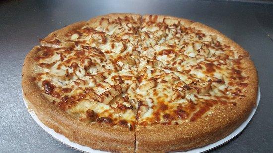 Randolph, VT: Delicious food! Yum yum...