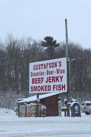 Gustafson 39 s smoked fish michigan amerika serikat review for Gustafson s smoked fish