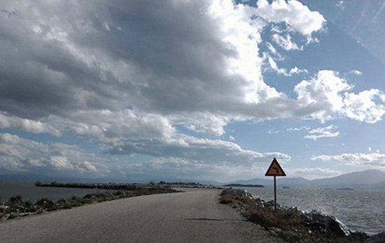 Κορωνησία, Ελλάδα: ΔΙΑΔΡΟΜΗ ΠΡΟΣ ΚΟΡΩΝΗΣΙΑ