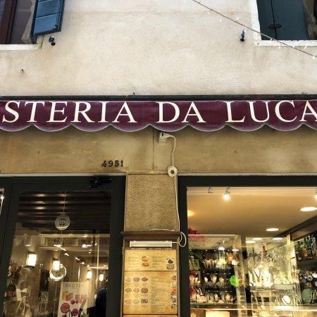 Foto de Osteria da Luca