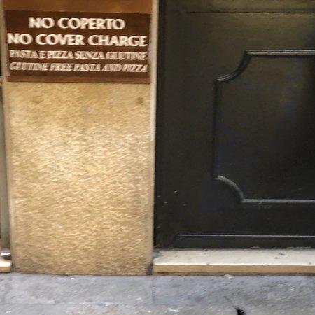 Osteria da Luca: Sotto il subtotale una maggiorazione iva del 15% inspiegata, ladri.