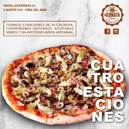 La Fermata Pizzería, Viña del Mar - Fotos, Número de Teléfono y ...