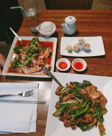 Asian Bistro: Dinner