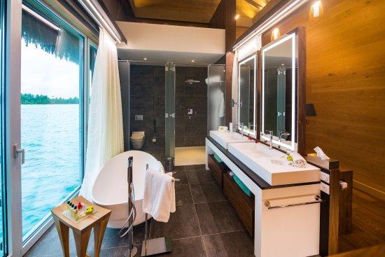 InterContinental Bora Bora Resort & Thalasso Spa: Brando Suite Bora Bora