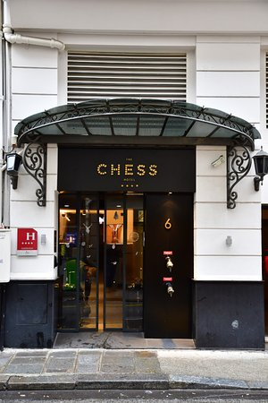 Welcome To The Chess Hotel