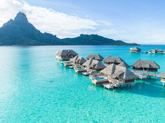 InterContinental Bora Bora Resort & Thalasso Spa: Pool Overwater Villa