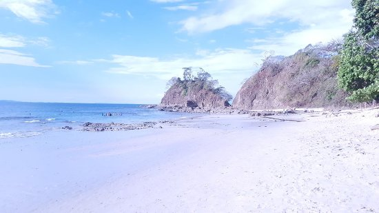 Nice Beach By Punta Leona Review Of