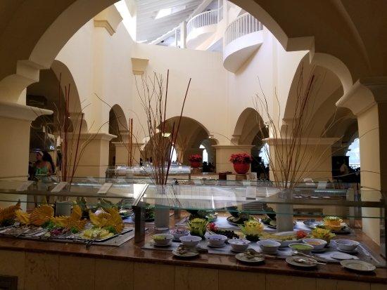 Occidental Caribe: buffet