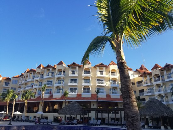Occidental Caribe: chambres front de mer