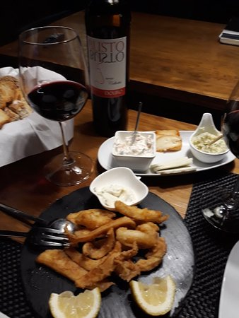 Aveiro District, Portugal: Great food and wine!!!