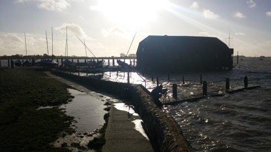 Bosham, UK: Bosham Quay Boathouse