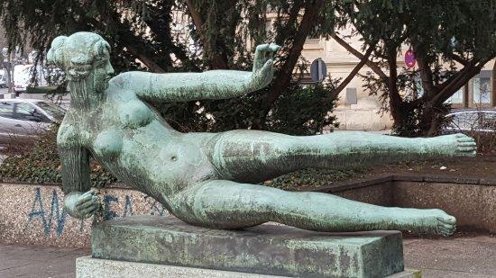 """Skulptur """"L' Air"""""""
