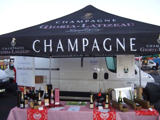 Champagne Gioria Latizeau