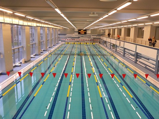 National Armed Forces Sports Base Swimming Pool