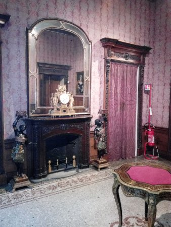 Palazzo Morando : Salone