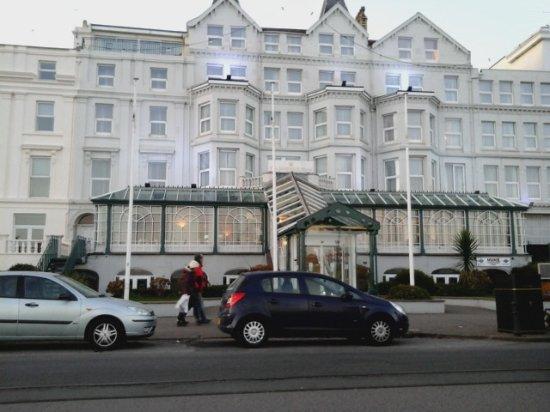 Empress Hotel Isle Of Man Restaurant