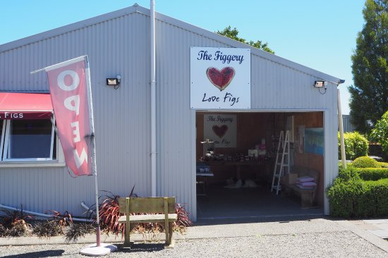 Havelock North, New Zealand: The store