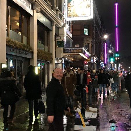 Les Miserables London : photo0.jpg