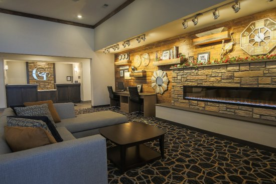 GrandStay Hotel & Suites Cannon Falls: Lobby