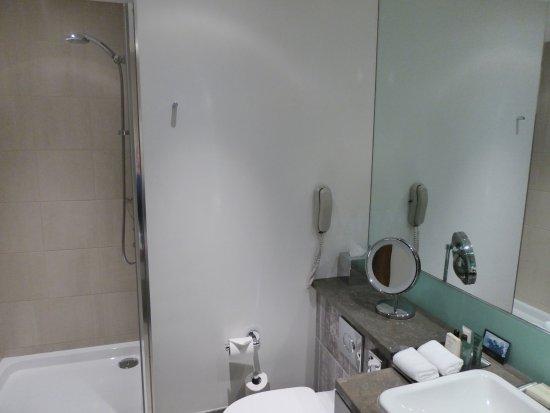 Hilton London Canary Wharf: Junior suite