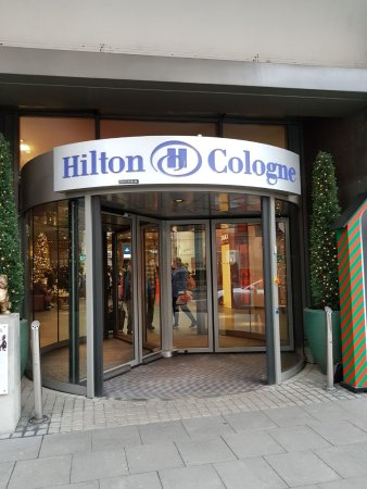 hilton cologne germany hotel reviews photos price comparison tripadvisor. Black Bedroom Furniture Sets. Home Design Ideas